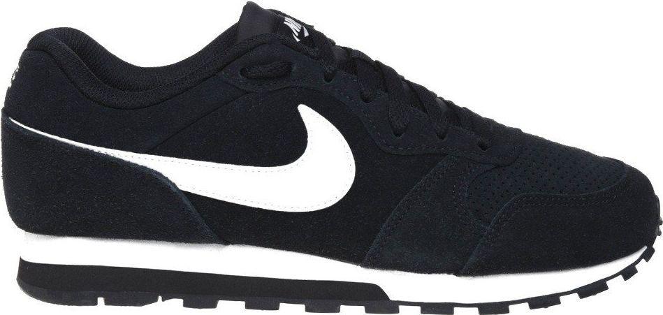 Nike Buty męskie Md Runner 2 Suede czarne r. 46 (AQ9211 004) ID produktu: 6341294