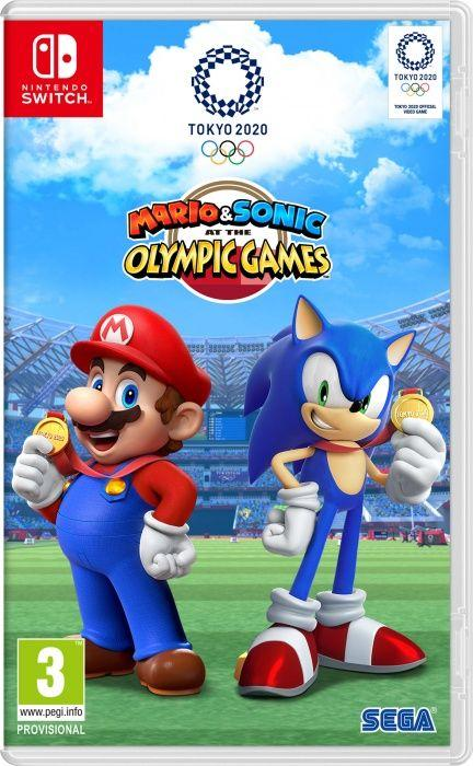 Mario & Sonic at the Tokyo Olympic Game 2020 1