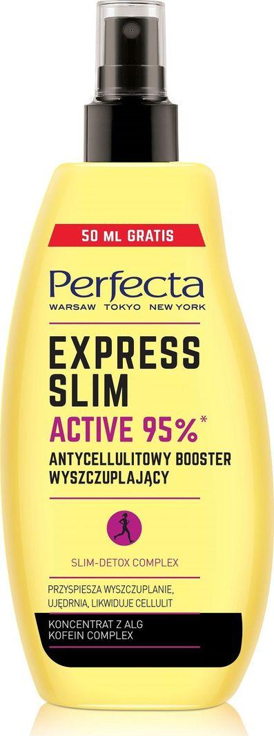 Perfecta Express Slim Active antycellulitowy booster wyszczuplający 200ml 1