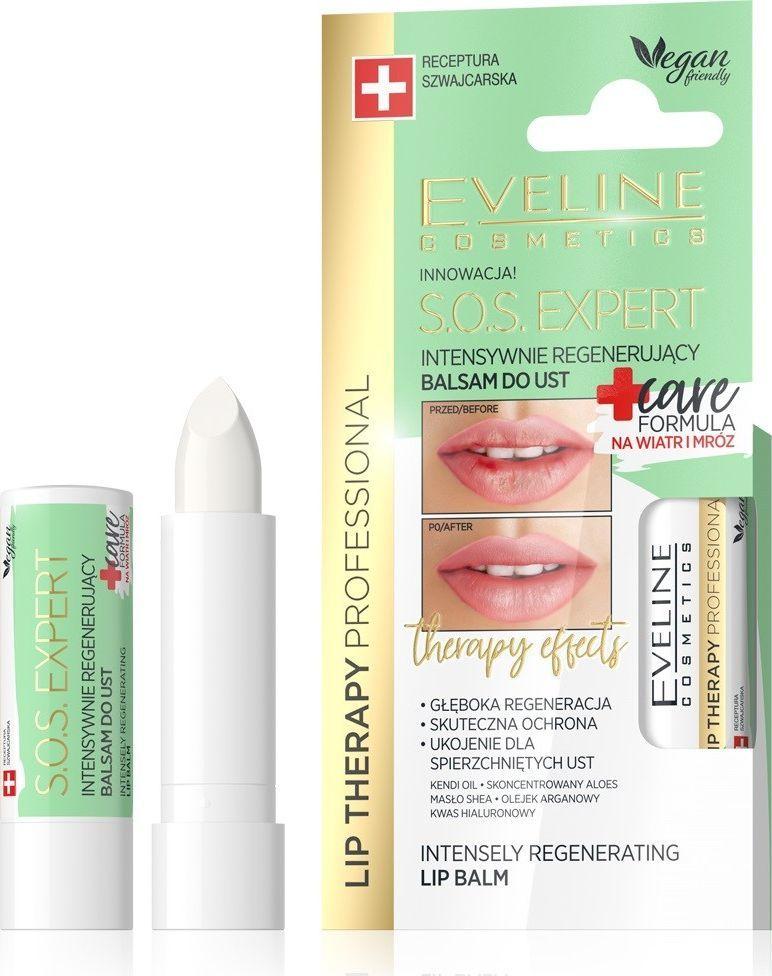 Eveline EVELINE*KOL Pomadka Lip Therapy Balsam Regenerac. 1