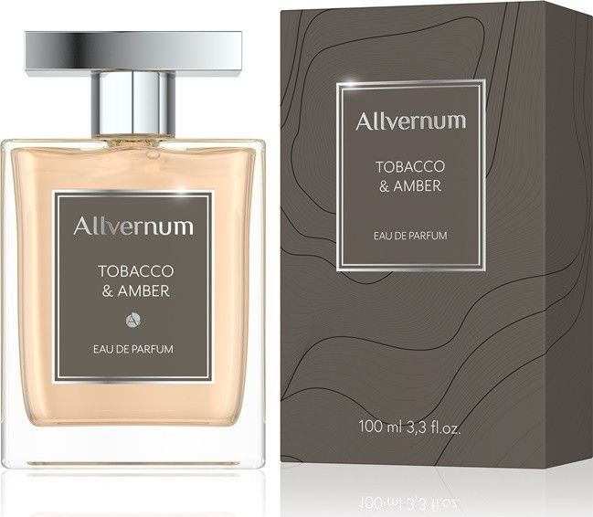 Allverne  Tobacco & Amber EDP 100ml 1