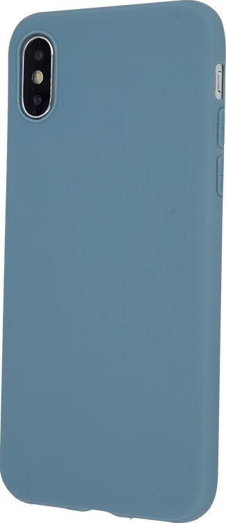 TelForceOne Nakładka Matt TPU do Samsung S9 szaro-niebieska 1