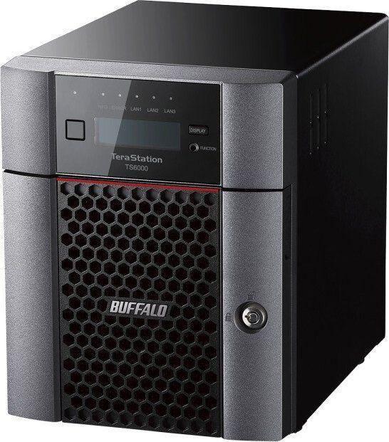 Serwer plików Buffalo TeraStation 6400DN 4x2TB (TS6400DN0804-EU) 1