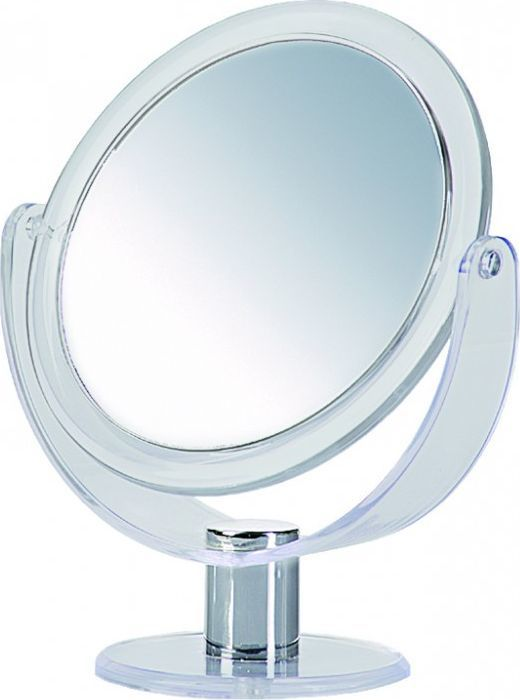 Lusterko kosmetyczne Donegal DONEGAL LUSTERKO dwustronne stojące (4540) 1szt 1