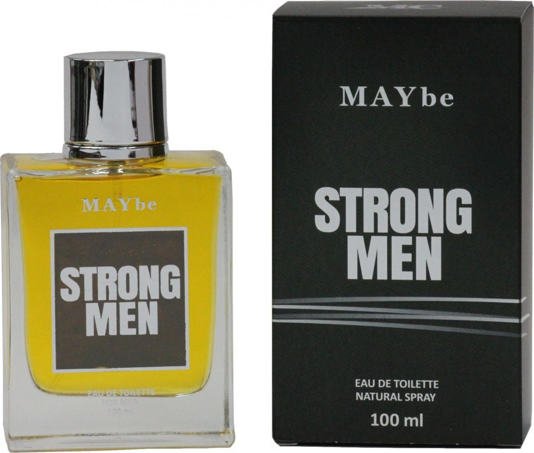maybe strong men