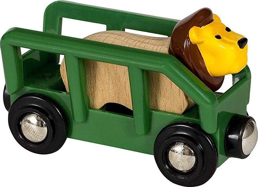 Brio BRIO Animal Wagon Lion - 33966 1