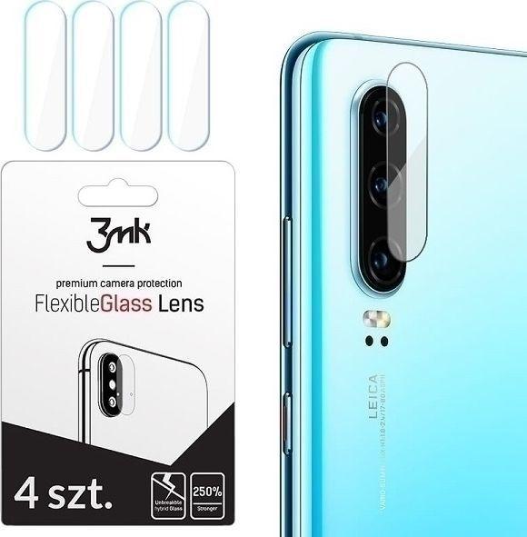3MK 3MK FlexibleGlass Lens iPhone 11 Pro Max Szkło hybrydowe na obiektyw aparatu 4szt 1