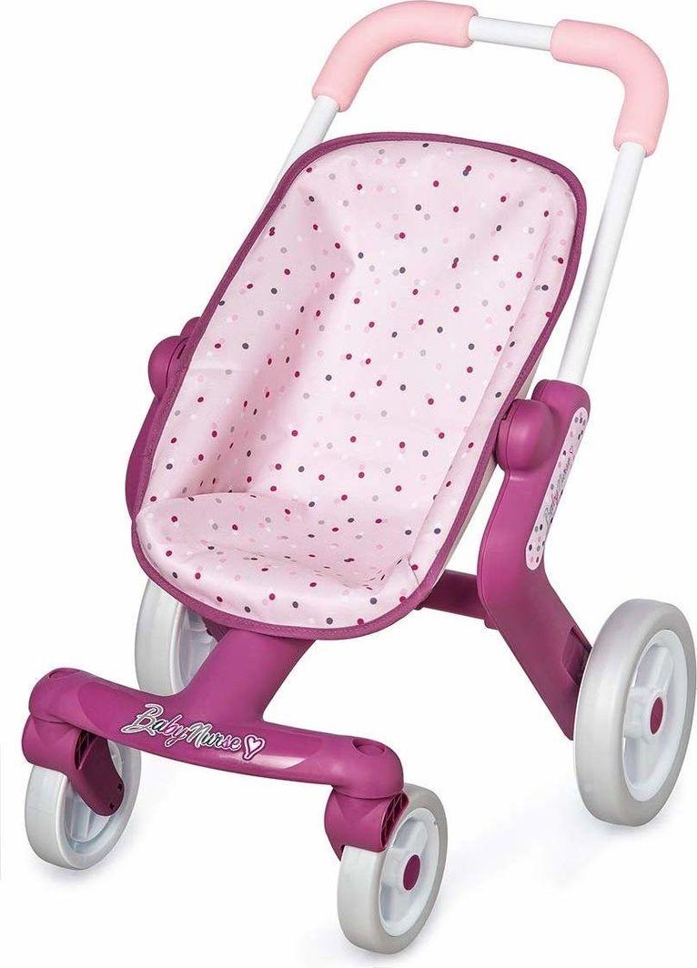 Smoby Mój pierwszy wózek Baby Nurse (251203) 1