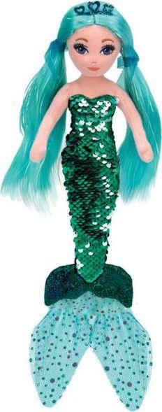 TY Mermaids Waverly cekinowa turkusowa syrenka (02103) 1