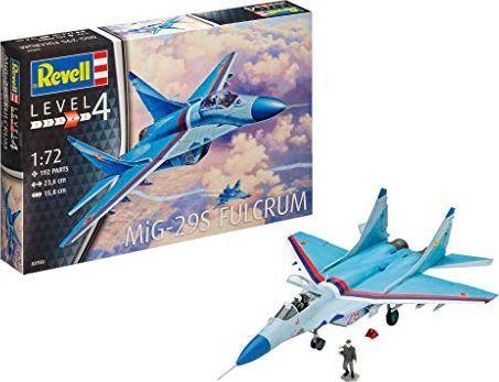 Revell PROMO Samolot REVELL 03936 1:72 MiG-29S Fulcrum 1