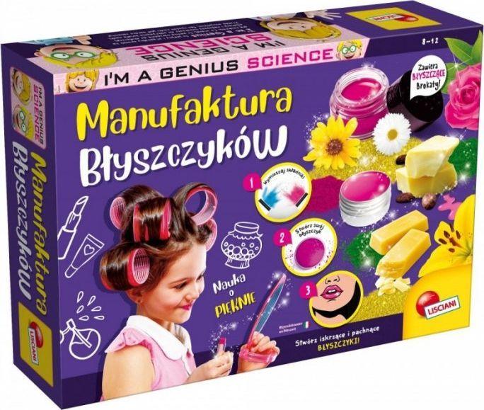 Lisciani Manufaktura błyszczyków 72958 LISCIANI 1