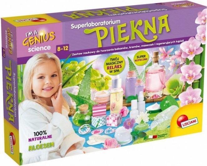 Lisciani Im a Genius Superlaboratorium piękna SPA 68722 LISCIANI 1