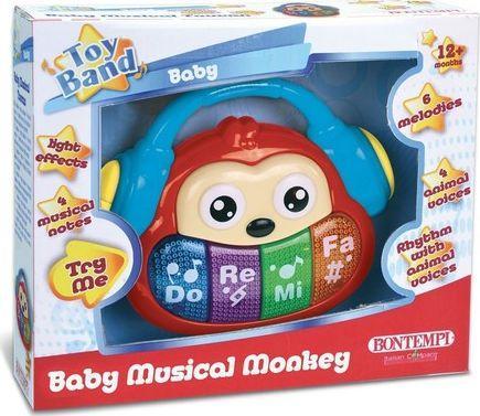 Bontempi Muzyczna małpka 1
