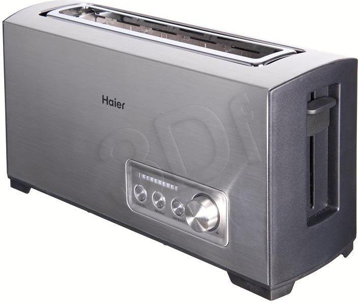 Toster Haier HTR-2310 Srebrny 1