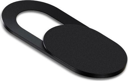 4World Zaślepka zasłona kamery internetowej 3-PACK czarna-10604 1