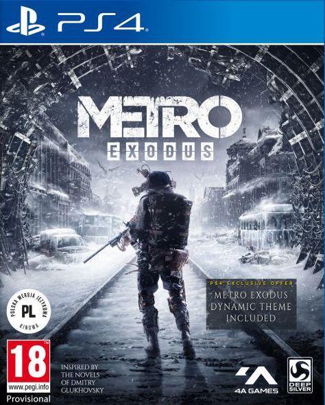Metro Exodus PS4 1