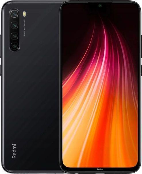 Smartfon Xiaomi Redmi Note 8 128 GB Dual SIM Czarny  (XMI-NOTE8-128BK) 1