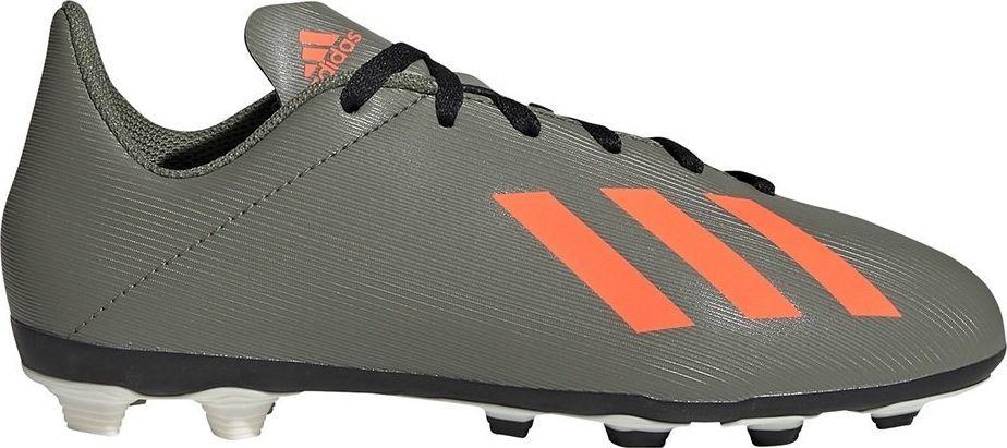 Adidas Buty piłkarskie adidas X 19.4 FxG JR zielone EF8377 38 23 ID produktu: 6358888