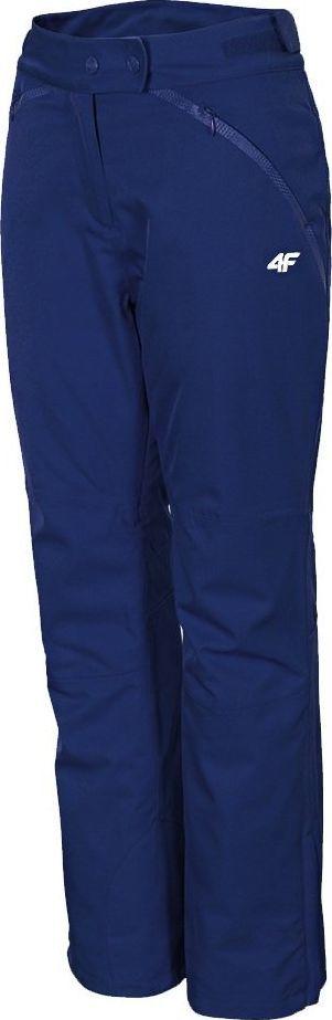 4f Spodnie damskie X4Z18 SPDN152 granatowe r. L ID produktu: 6359204