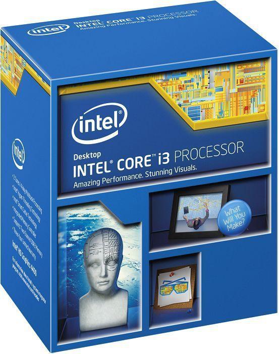 Procesor Intel 3.5GHz, 3 MB, BOX (BX80646I34150) 1