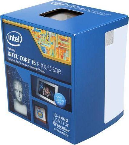 Procesor Intel Core i5 4460, 3.2GHz, 6 MB, BOX (BX80646I54460) 1
