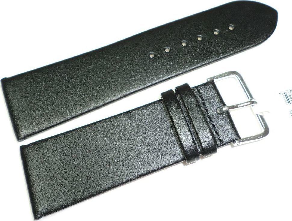 JVD Skórzany pasek do zegarka 26 mm JVD R14901-26 uniwersalny 1