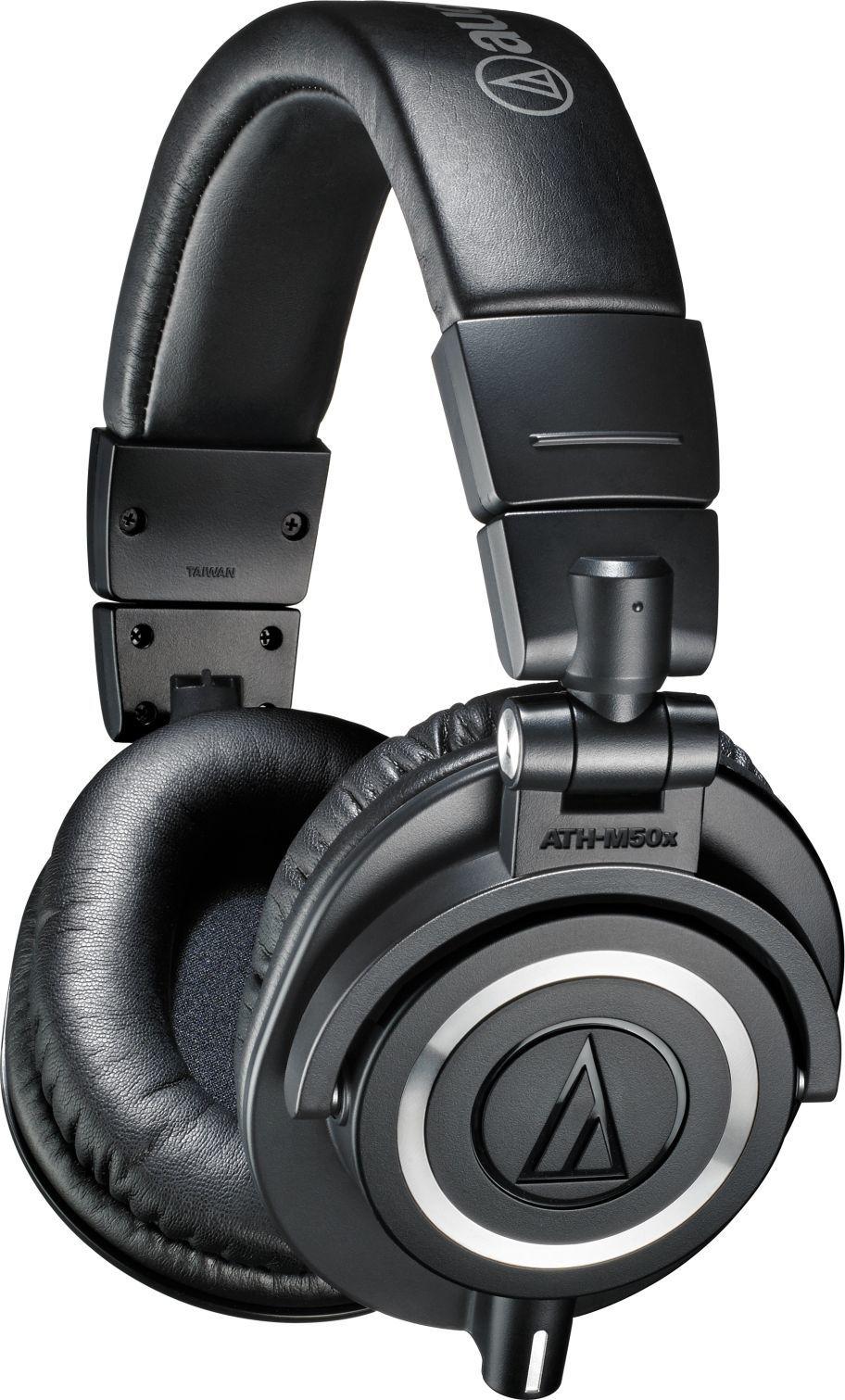 Słuchawki Audio-Technica ATH-M50X 1