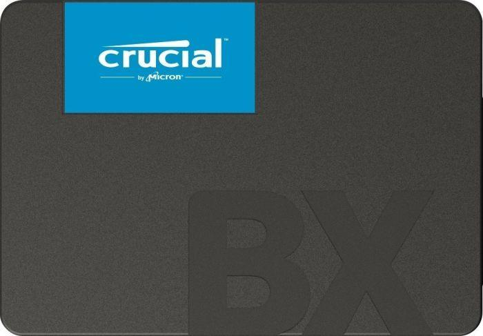 Dysk SSD Crucial BX500 240 GB (CT240BX500SSD1) - demontaż 1