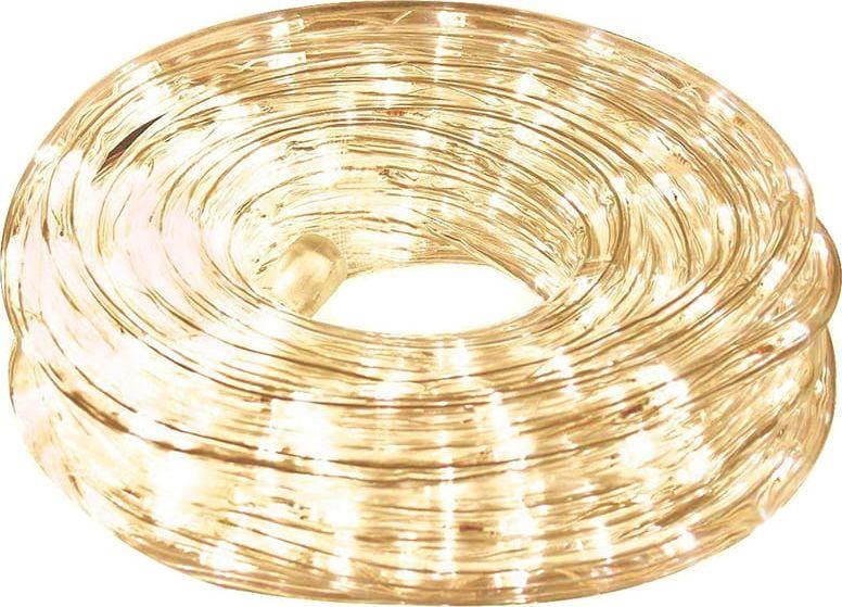 Teamveovision Wąż Zewnętrzny Led 20m Lampki Białe E12b2 W Morele Net