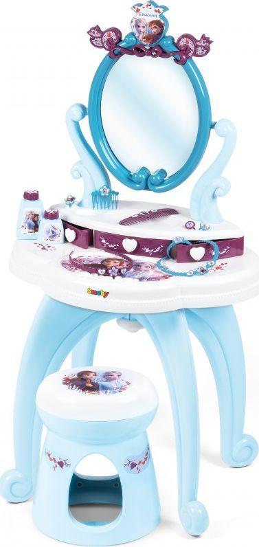 Smoby Smoby Kraina Lodu II Frozen Toaletka dla dziewczynki 2w1 uniwersalny 1