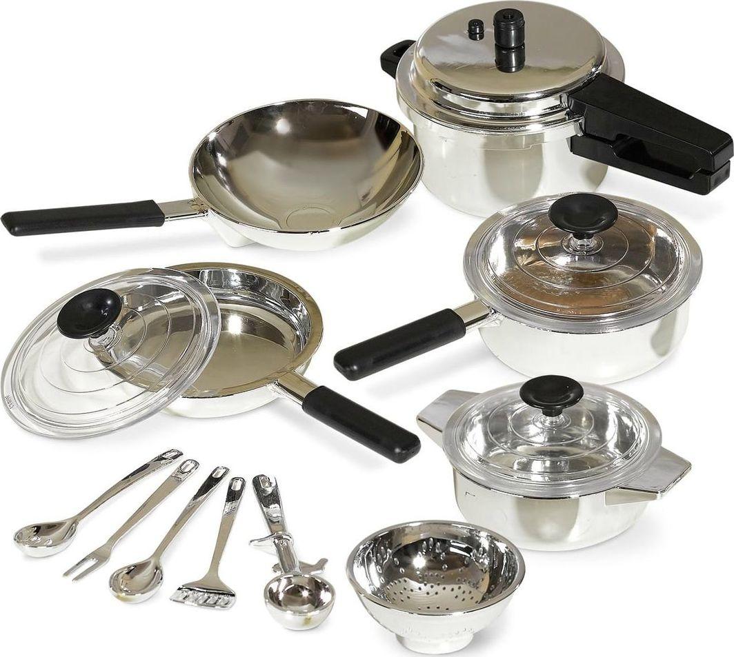 Casdon Casdon 502 Zestaw garnków i akcesoriów kuchennych dla dzieci uniwersalny 1