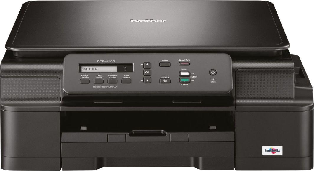 Urządzenie wielofunkcyjne Brother DCP-J105 (DCPJ105YJ1) 1