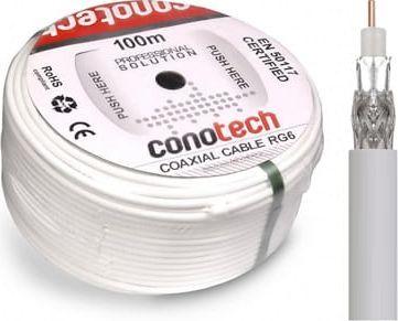 Conotech Kabel antenowy CONOTECH NS100 Trishield 100m 1
