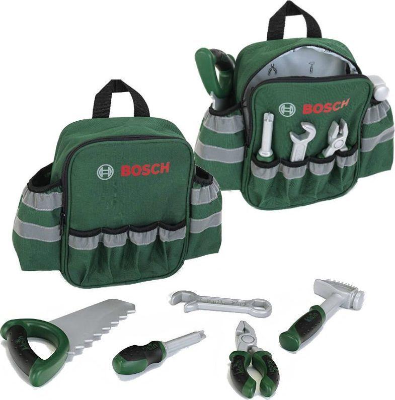 Klein Plecaczek z narzędziami Bosch 5 narzędzi 1