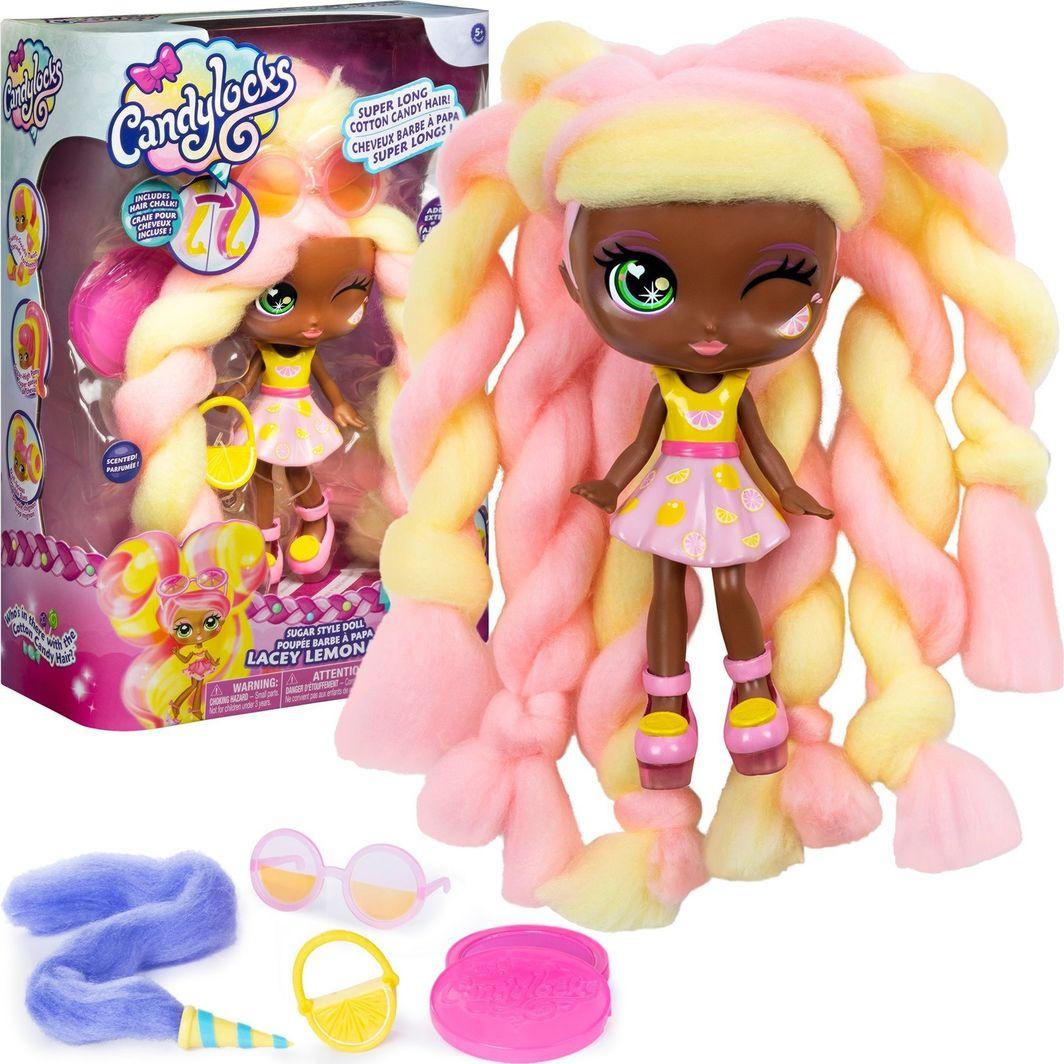 Spin Master CandyLocks Lalka Lacey Lemonade 1