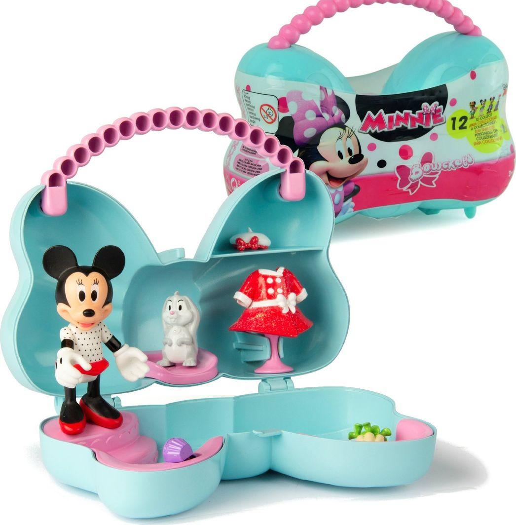 Imc Disney Torebka Myszka Minnie Mini z lalką i akcesoriami 1