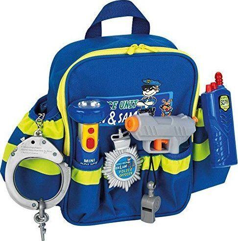Klein Klein 8802 Plecaczek policyjny Ben&Sam z wyposażeniem uniwersalny 1