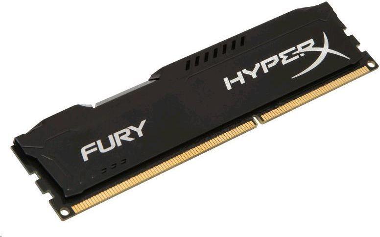 Pamięć HyperX HyperX, DDR3, 4 GB, 1333MHz, CL9 (HX313C9FB/4) 1