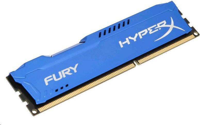 Pamięć HyperX HyperX, DDR3, 4 GB, 1866MHz, CL10 (HX318C10F/4) 1