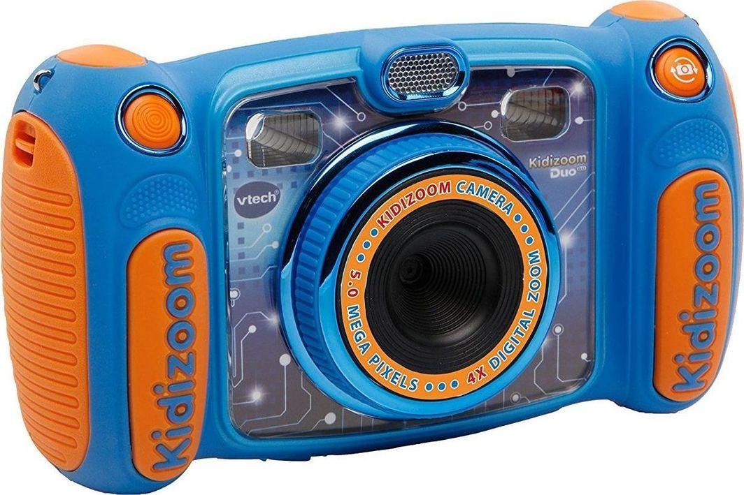 Vtech vTech Kidizoom Aparat Duo Camera 5.0 - niebieski uniwersalny 1