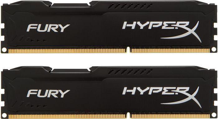 Pamięć HyperX HyperX, DDR3, 16 GB, 1866MHz, CL10 (HX318C10FBK2/16) 1