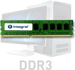 Pamięć Integral DDR3, 2 GB, 1333MHz, CL9 (IN3T2GNZBIX) 1