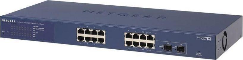 Switch NETGEAR GS716Tv3 (GS716T-300EUS) 1