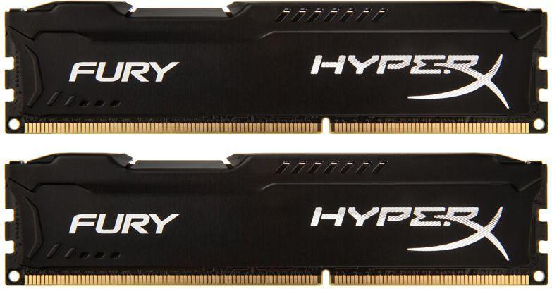Pamięć HyperX HyperX, DDR3, 8 GB, 1600MHz, CL10 (HX316C10FBK2/8) 1