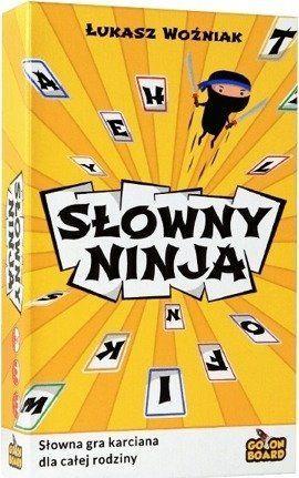 Go on board Go On Board - Słowny Ninja - Gra Rodzinna uniwersalny 1