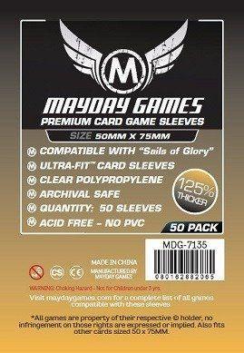 Mayday Mayday Koszulki 50x75 Cywilizacja Poprzez Wieki 50 szt. uniwersalny 1