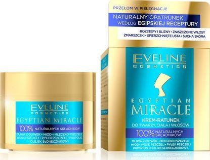 Eveline Krem do twarzy Egyptian Miracle odżywczy 40ml 1