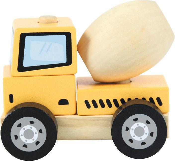 Trefl Trefl Drewniane Auto Betonowóz uniwersalny 1