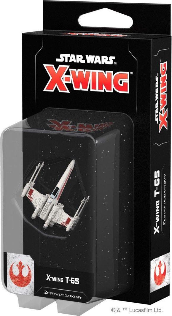 Rebel Star Wars: X-Wing X-wing T-65 (druga edycja) uniwersalny 1
