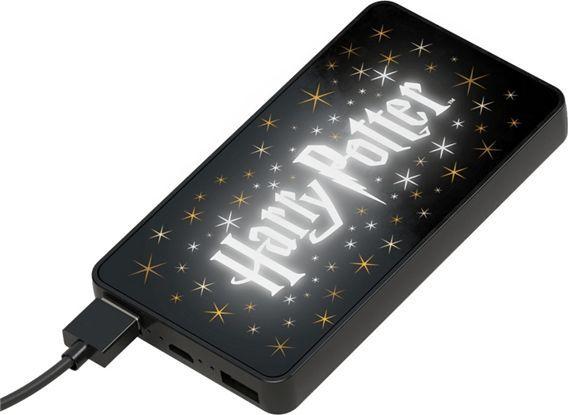 Powerbank Tribe TRIBE Powerbank 6000 mAh Harry Potter podświetlany uniwersalny 1